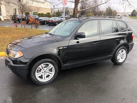 2004 BMW X3 for sale at Dreams Auto Group LLC in Sterling VA