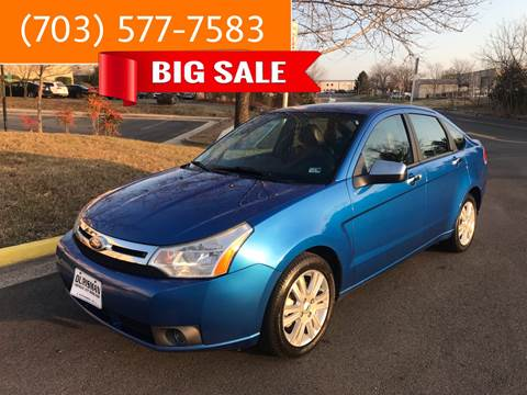 2011 Ford Focus for sale at Dreams Auto Group LLC in Sterling VA