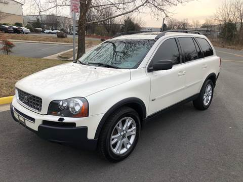 2006 Volvo XC90 for sale at Dreams Auto Group LLC in Sterling VA