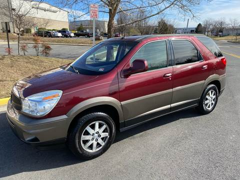 2004 Buick Rendezvous for sale at Dreams Auto Group LLC in Sterling VA
