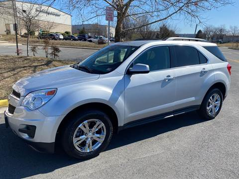 2013 Chevrolet Equinox for sale at Dreams Auto Group LLC in Sterling VA