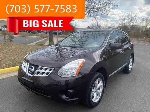 2011 Nissan Rogue for sale at Dreams Auto Group LLC in Sterling VA