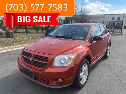 2007 Dodge Caliber for sale at Dreams Auto Group LLC in Sterling VA