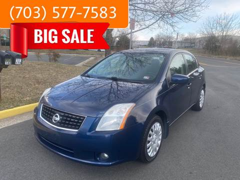 2008 Nissan Sentra for sale at Dreams Auto Group LLC in Sterling VA