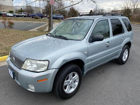 2006 Mercury Mariner Hybrid for sale at Dreams Auto Group LLC in Sterling VA