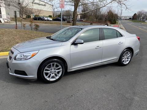 2013 Chevrolet Malibu for sale at Dreams Auto Group LLC in Sterling VA