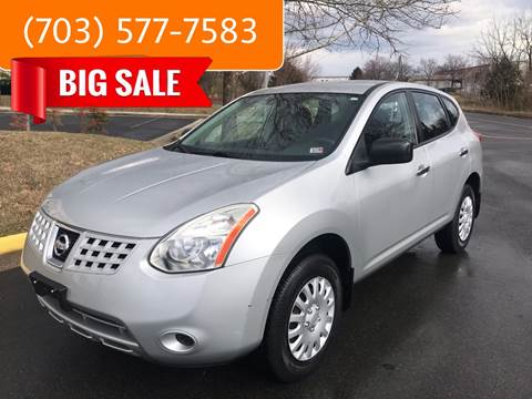 2010 Nissan Rogue for sale at Dreams Auto Group LLC in Sterling VA