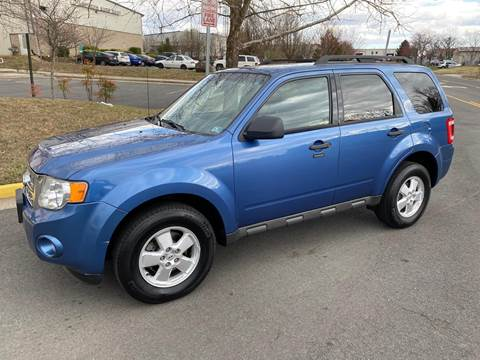 2010 Ford Escape for sale at Dreams Auto Group LLC in Sterling VA