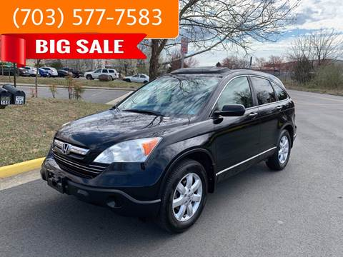 2008 Honda CR-V for sale at Dreams Auto Group LLC in Sterling VA
