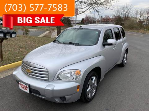 2010 Chevrolet HHR for sale at Dreams Auto Group LLC in Sterling VA