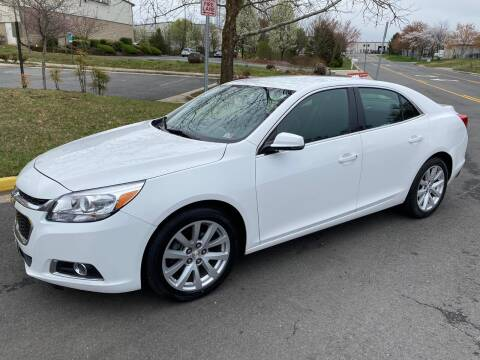 2014 Chevrolet Malibu for sale at Dreams Auto Group LLC in Sterling VA