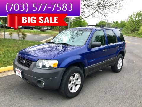 2006 Ford Escape for sale at Dreams Auto Group LLC in Sterling VA