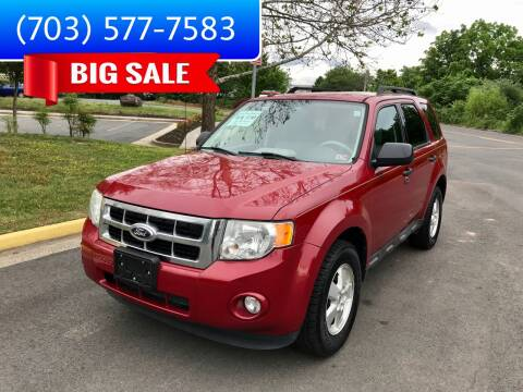 2011 Ford Escape for sale at Dreams Auto Group LLC in Sterling VA