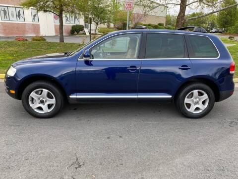 2004 Volkswagen Touareg for sale at Dreams Auto Group LLC in Sterling VA