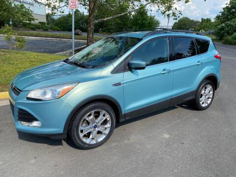 2013 Ford Escape for sale at Dreams Auto Group LLC in Sterling VA