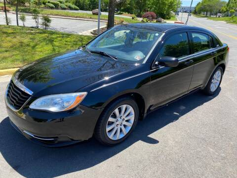 2011 Chrysler 200 for sale at Dreams Auto Group LLC in Sterling VA