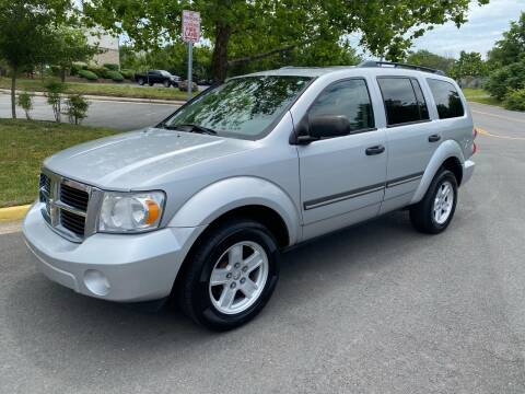 2008 Dodge Durango for sale at Dreams Auto Group LLC in Sterling VA