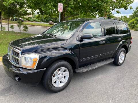 2005 Dodge Durango for sale at Dreams Auto Group LLC in Sterling VA