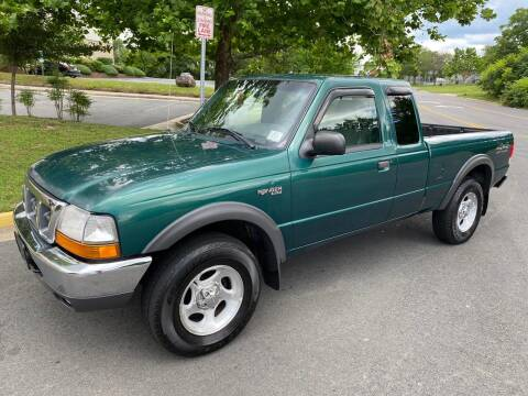 2000 Ford Ranger for sale at Dreams Auto Group LLC in Sterling VA
