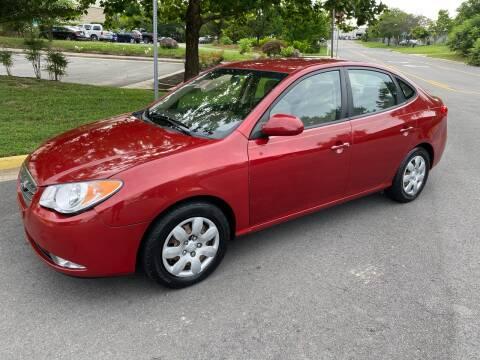 2008 Hyundai Elantra for sale at Dreams Auto Group LLC in Sterling VA