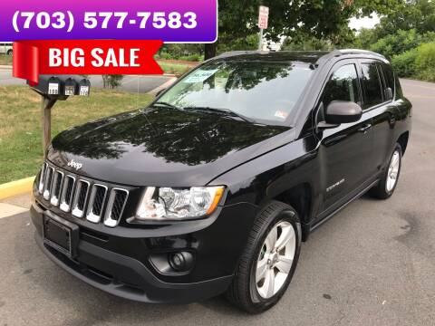 2013 Jeep Compass for sale at Dreams Auto Group LLC in Sterling VA