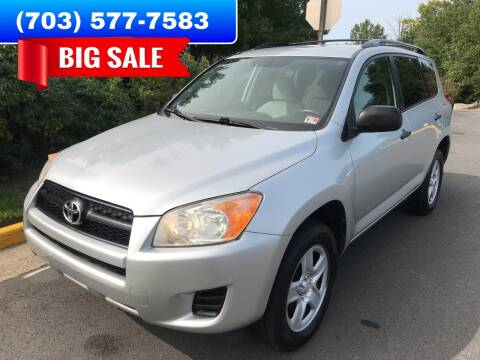 2010 Toyota RAV4 for sale at Dreams Auto Group LLC in Sterling VA