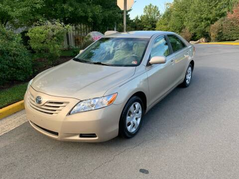 2009 Toyota Camry for sale at Dreams Auto Group LLC in Sterling VA