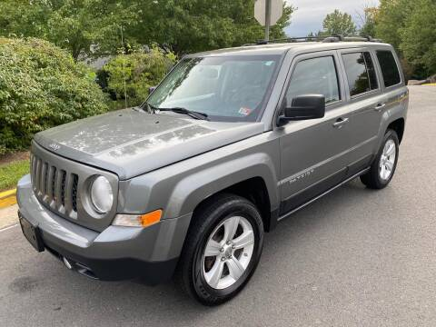2012 Jeep Patriot for sale at Dreams Auto Group LLC in Sterling VA