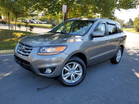 2011 Hyundai Santa Fe for sale at Dreams Auto Group LLC in Sterling VA