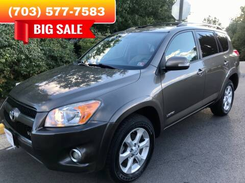 2009 Toyota RAV4 for sale at Dreams Auto Group LLC in Sterling VA