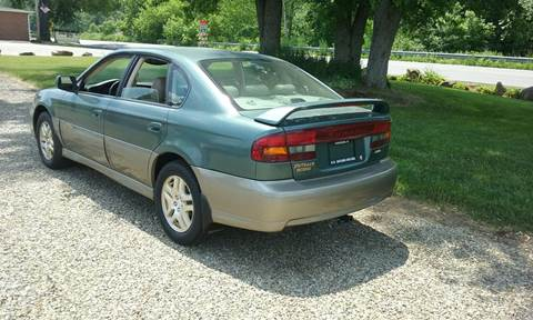 2002 Subaru Outback for sale in Saegertown, PA
