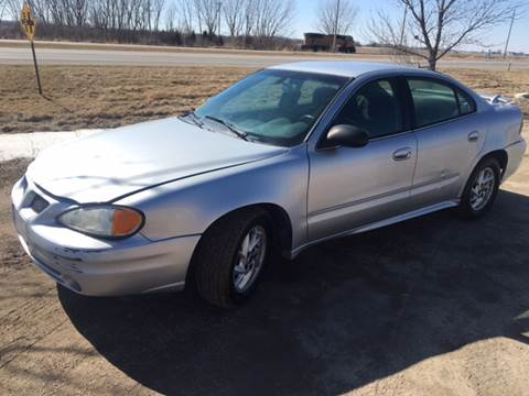 2003 Pontiac Grand Am for sale in Columbus, NE
