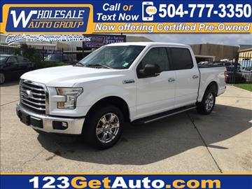 2015 Ford F-150 for sale in Kenner, LA