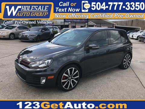 2013 Volkswagen GTI for sale in Kenner, LA
