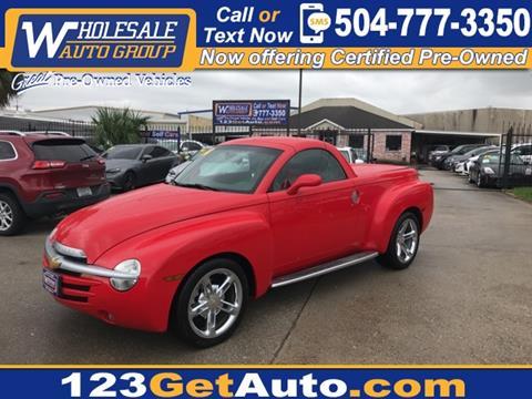 2004 Chevrolet SSR for sale in Kenner, LA