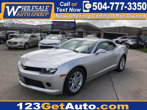 2015 Chevrolet Camaro for sale in Kenner, LA
