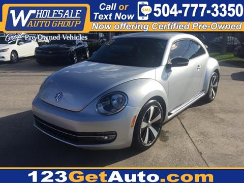 2013 Volkswagen Beetle for sale in Kenner, LA