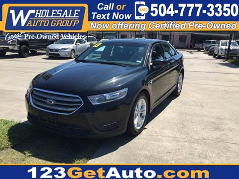 2013 Ford Taurus for sale in Kenner, LA