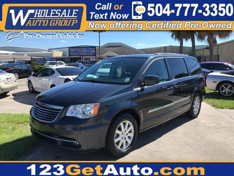 2014 Chrysler Town and Country for sale in Kenner, LA