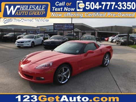 2011 Chevrolet Corvette for sale in Kenner, LA