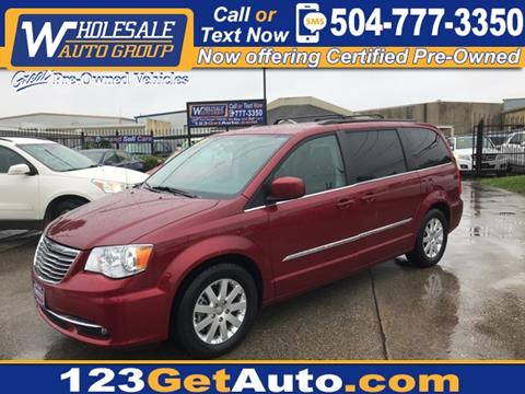 2015 Chrysler Town and Country for sale in Kenner, LA