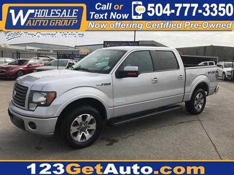2011 Ford F-150 for sale in Kenner, LA