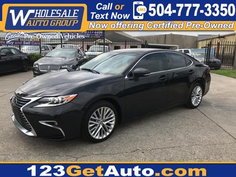 2016 Lexus ES 350 for sale in Kenner, LA