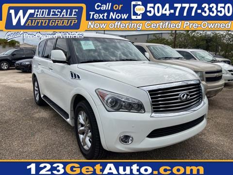 2011 Infiniti QX56 for sale in Kenner, LA