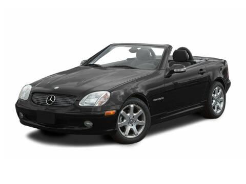 2004 Mercedes-Benz SLK SLK 320 for sale at WHOLESALE AUTO GROUP in Kenner LA
