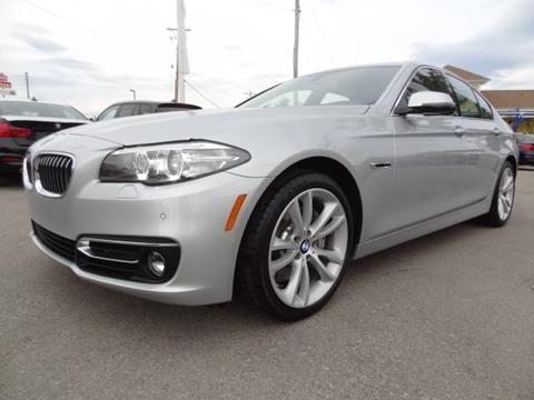 2016 BMW 5 Series for sale in Knoxville, TN