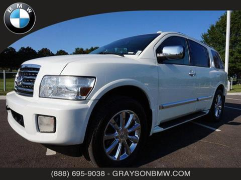 2008 Infiniti QX56 for sale in Knoxville, TN