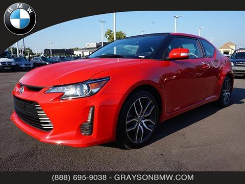 2015 Scion tC for sale in Knoxville, TN