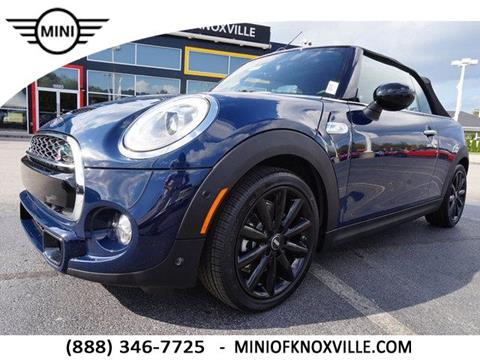 2018 MINI Convertible for sale in Knoxville, TN