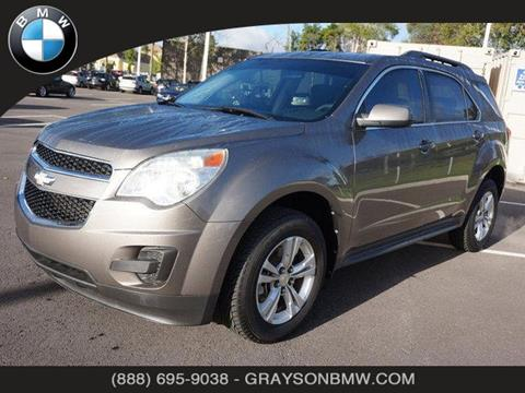 2011 Chevrolet Equinox for sale in Knoxville, TN